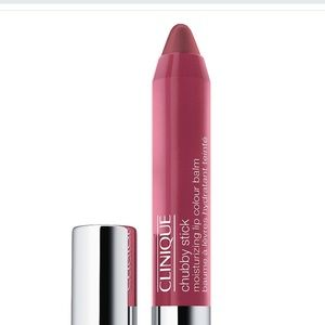 NWOT Clinique chubby stick sugar strawberry